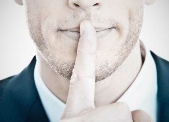 Zwischen Vertraulichkeit und Firmeninteressen